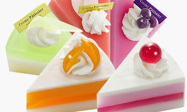 誕生日プレゼントにオススメのケーキ石鹸
