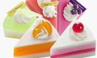 センスを感じる誕生日プレゼント・ケーキ石鹸