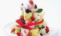 センスを感じる誕生日プレゼント・イリナのロールケーキ