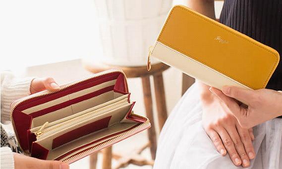 レディース財布のオススメ・JOGGOの長財布
