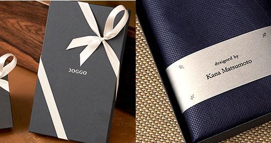 JOGGOのレディース長財布の大切なオプショナル