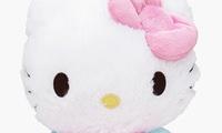 誕生日プレゼント・キティ(サンリオ)のおむつケーキ
