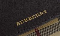 誕生日プレゼント・バーバリーのレディース財布