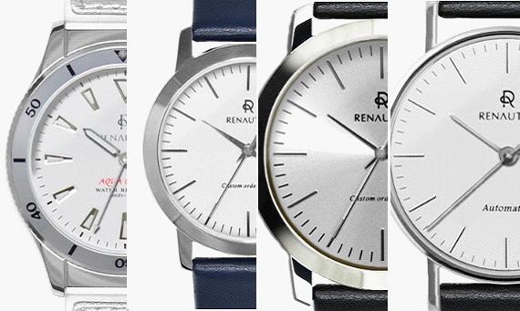 レディースカスタムオーダー腕時計