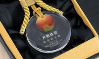 感動の誕生日プレゼント・オンリーワンメダル