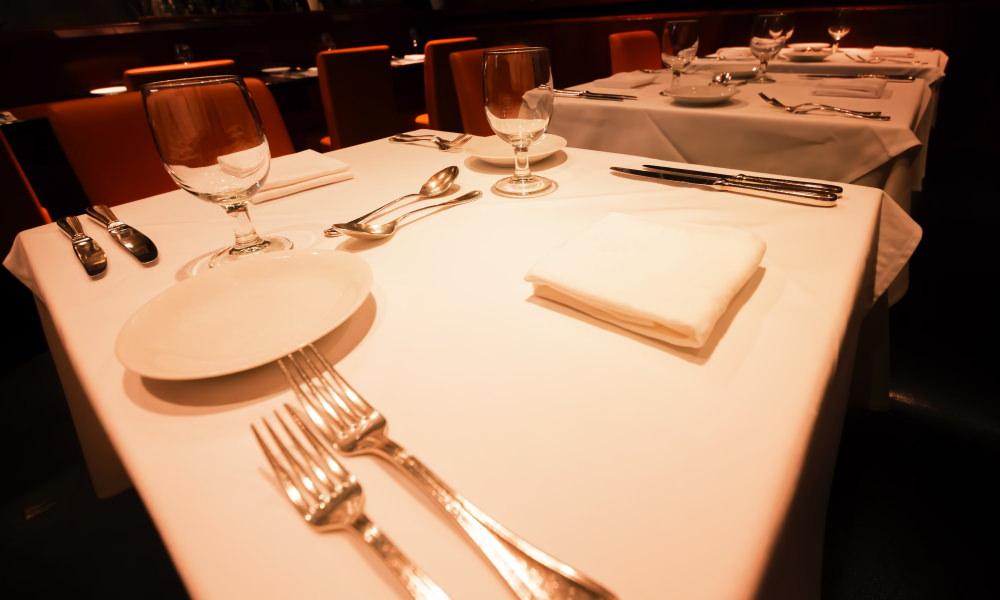 贅沢なひとときを過ごせるレストランのお食事券