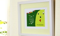 世界に一つの誕生日プレゼント・ピカソ子供アート