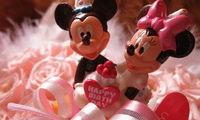 誕生日プレゼント・ディズニーのプリザーブドフラワー