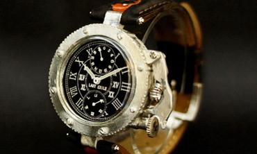 男性の誕生日プレゼントにオススメの手作り多機能時計