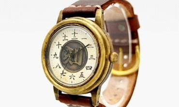 女性の誕生日プレゼントにオススメの和風手作り時計