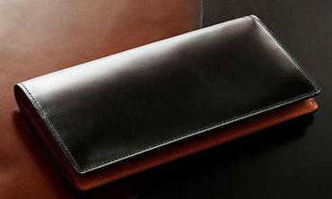 土屋鞄製造所の革財布