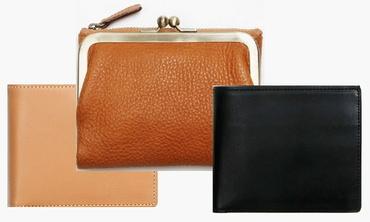 誕生日プレゼント・土屋鞄製造所の2つ折り財布