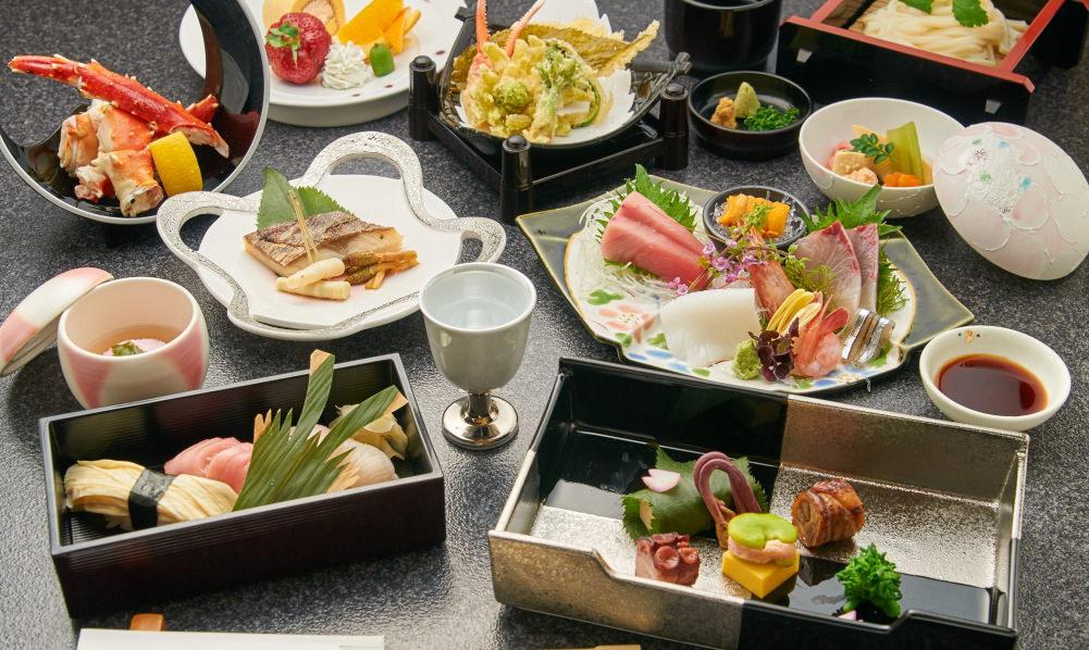 和食系のお食事券は年配の方に人気!