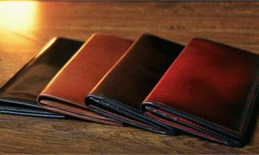 yuhakuの革財布